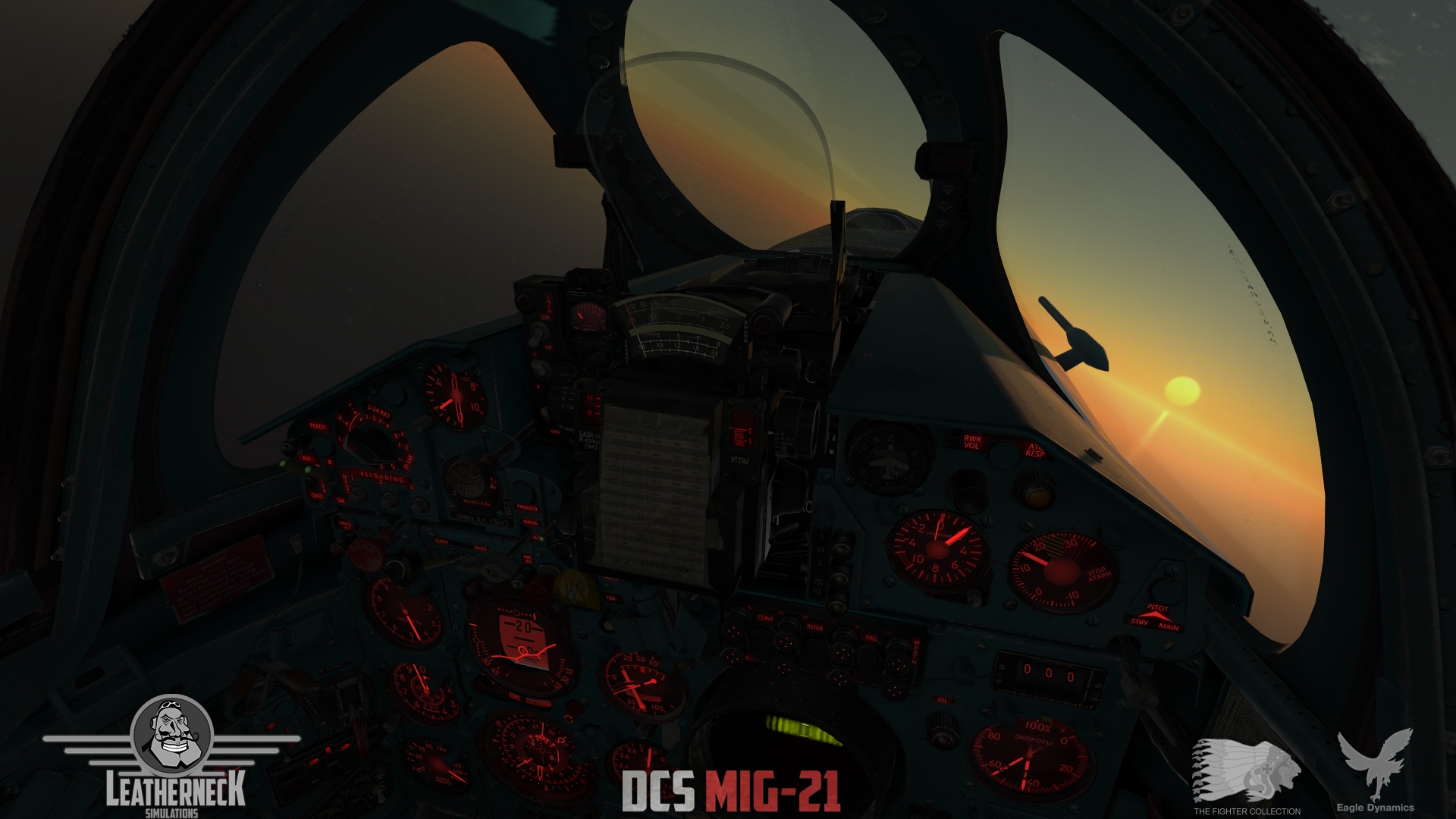 DCS MiG-21bis – Leatherneck Simulations