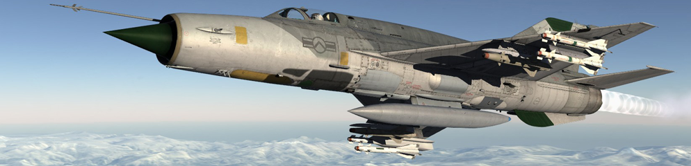 DCS MiG-21bis – Leatherneck Simulations